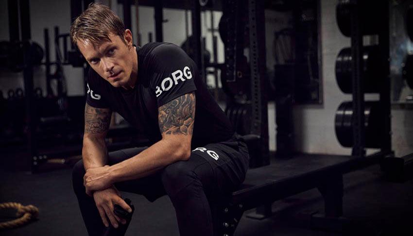 Björn Borg – sporttisuus ja trendikkyys yhdessä paketissa.